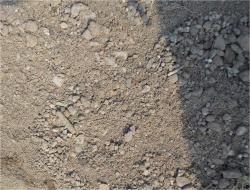 wywóz gleby, ziemii, kamienii, piasku