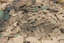 wywóz zmieszany gruz betonowy z ceglanym i małą zawartością ceramiki